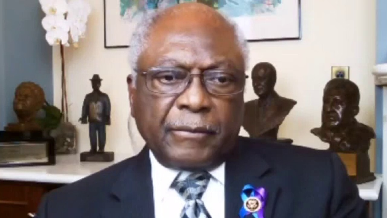 Rep. Clyburn: John Lewis personified the goodness of the American people
