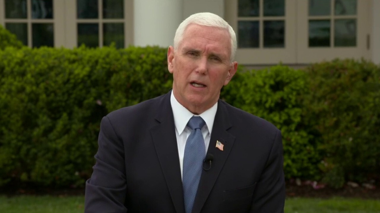 Pence says 2,000 ventilators have been sent to New York