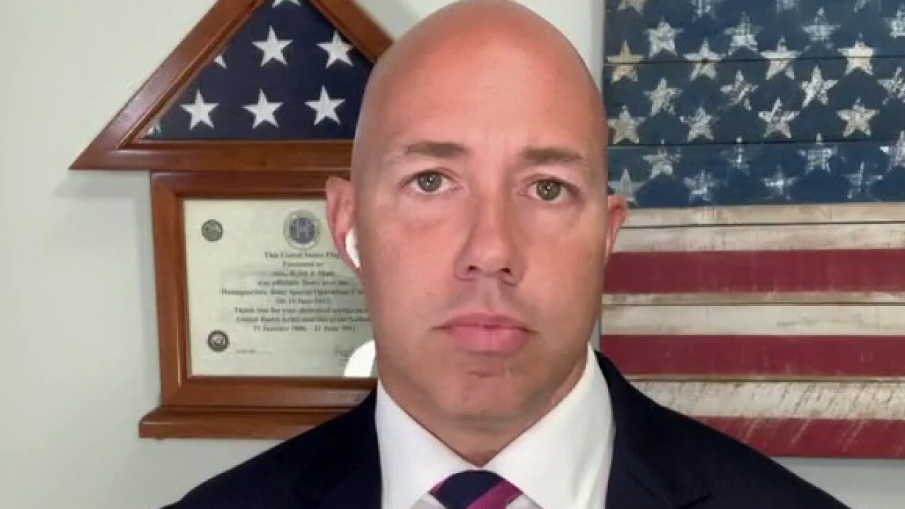 Rep. Brian Mast: Biden more worried about optics than unleashing most capable military