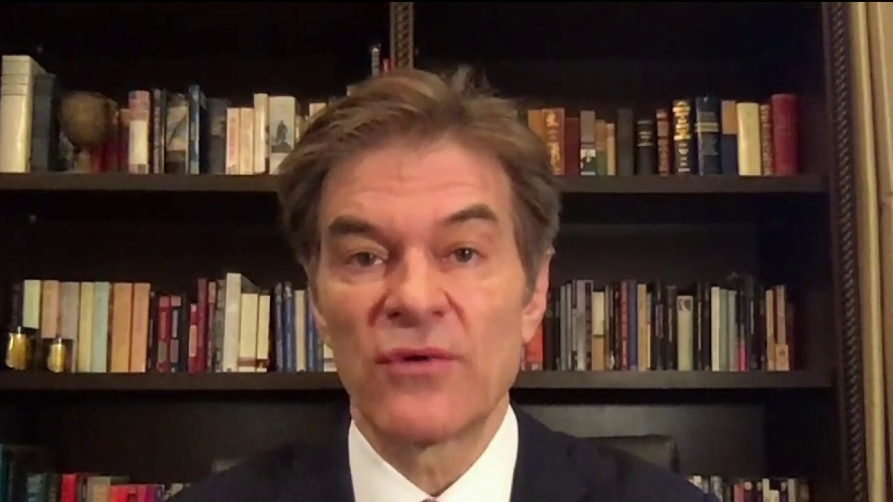 Dr. Oz: 'Panic' around coronavirus could have a long lasting effect