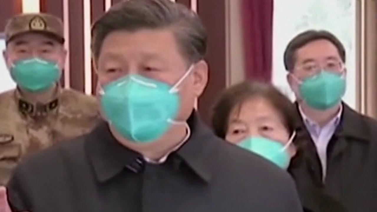 Hawley bill would let Americans sue China over coronavirus