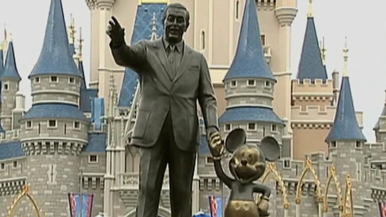 Disney pushes 'woke' training for employees
