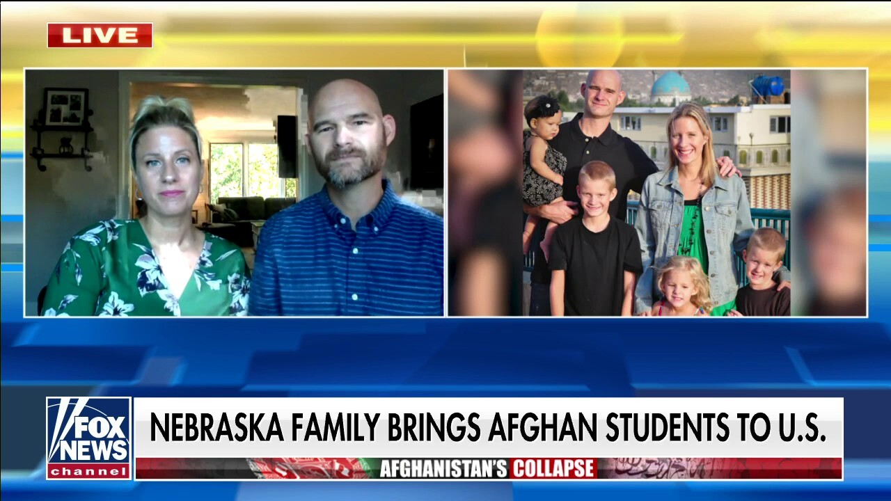 Nebraska family working to relocate Afghan girls amid Taliban takeover