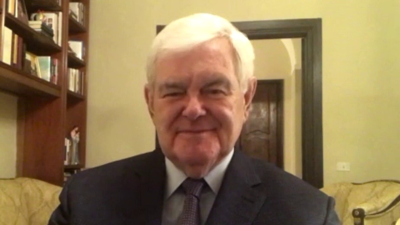 Newt Gingrich on importance of 2020 election, new book
