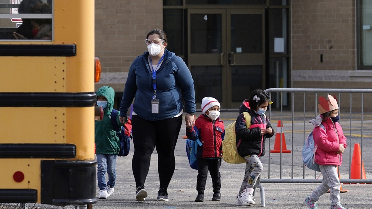 10 stati, DC have closed all schools due to coronavirus pandemic