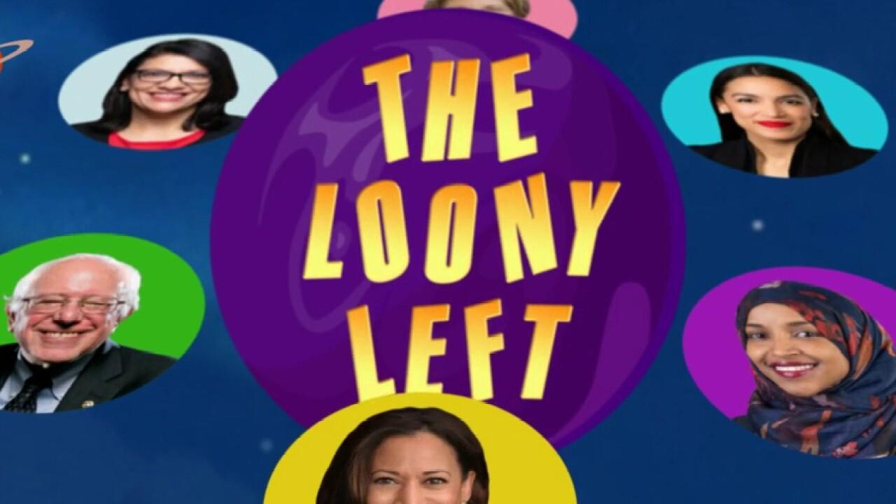Loony left