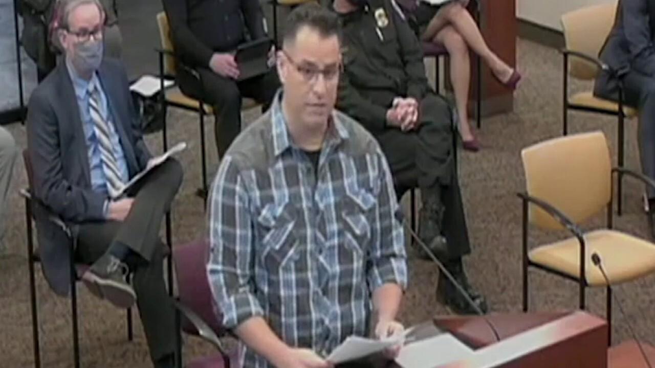 California police sergeant endorses recall of Gov. Gavin Newsom