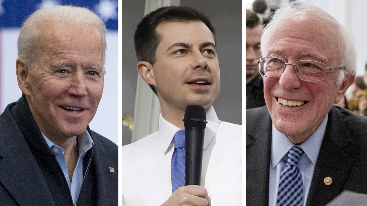 2020 Democratic presidential hopefuls make their final push in New Hampshire