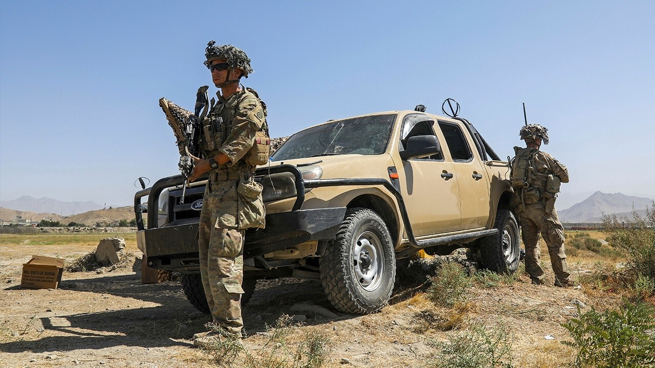 US Officials: Afghan war is over