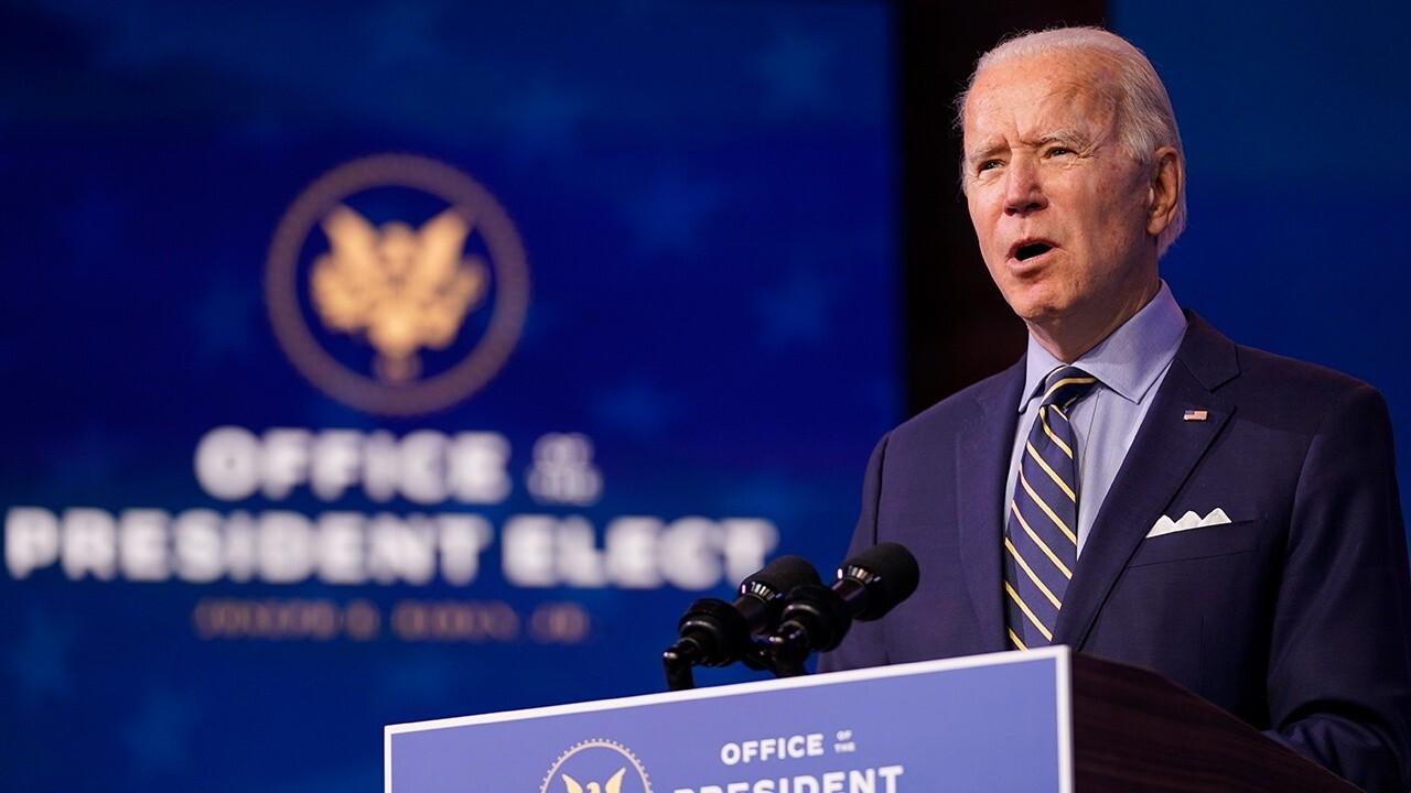 Iran, China among global challenges facing President-elect Biden