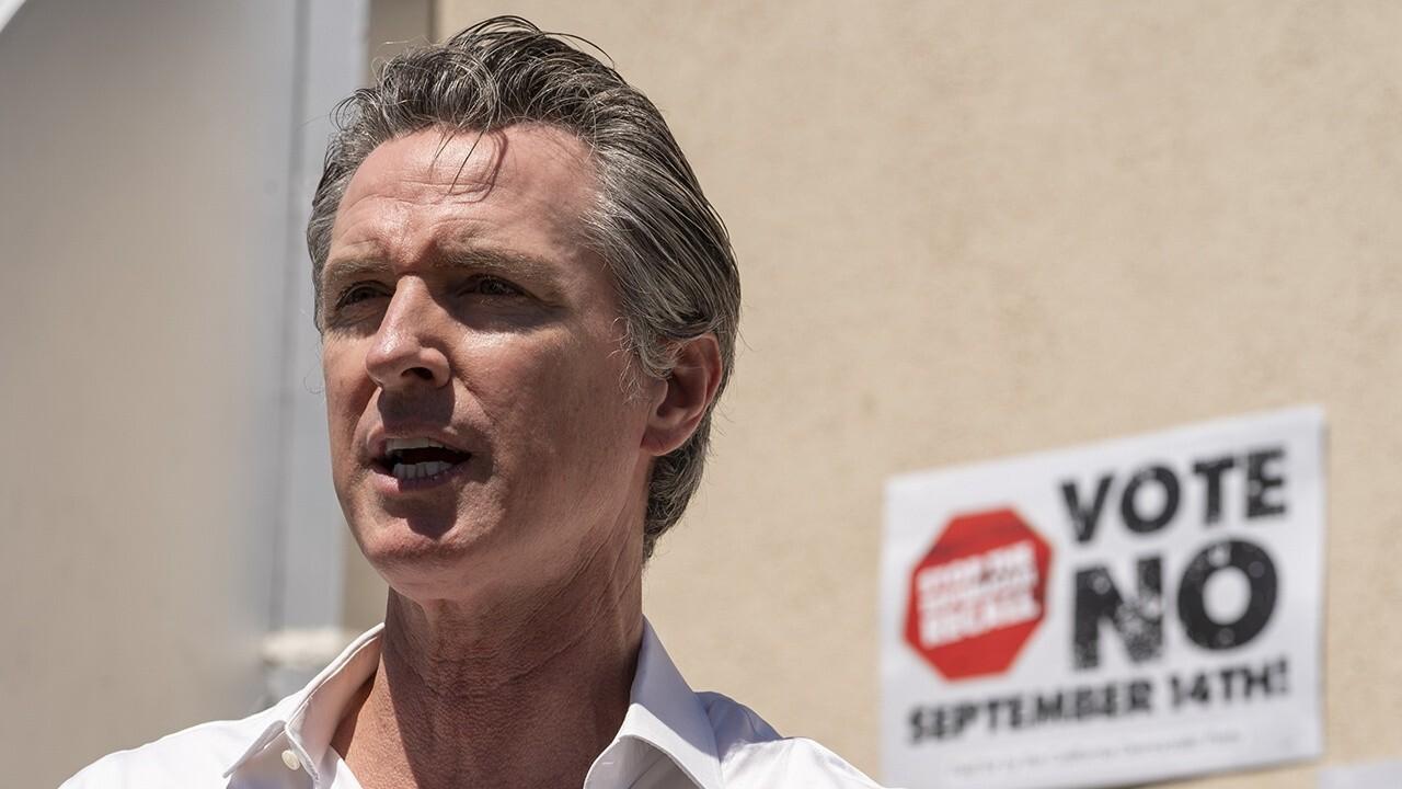 Kevin Paffrath on bid to replace California Gov. Newsom