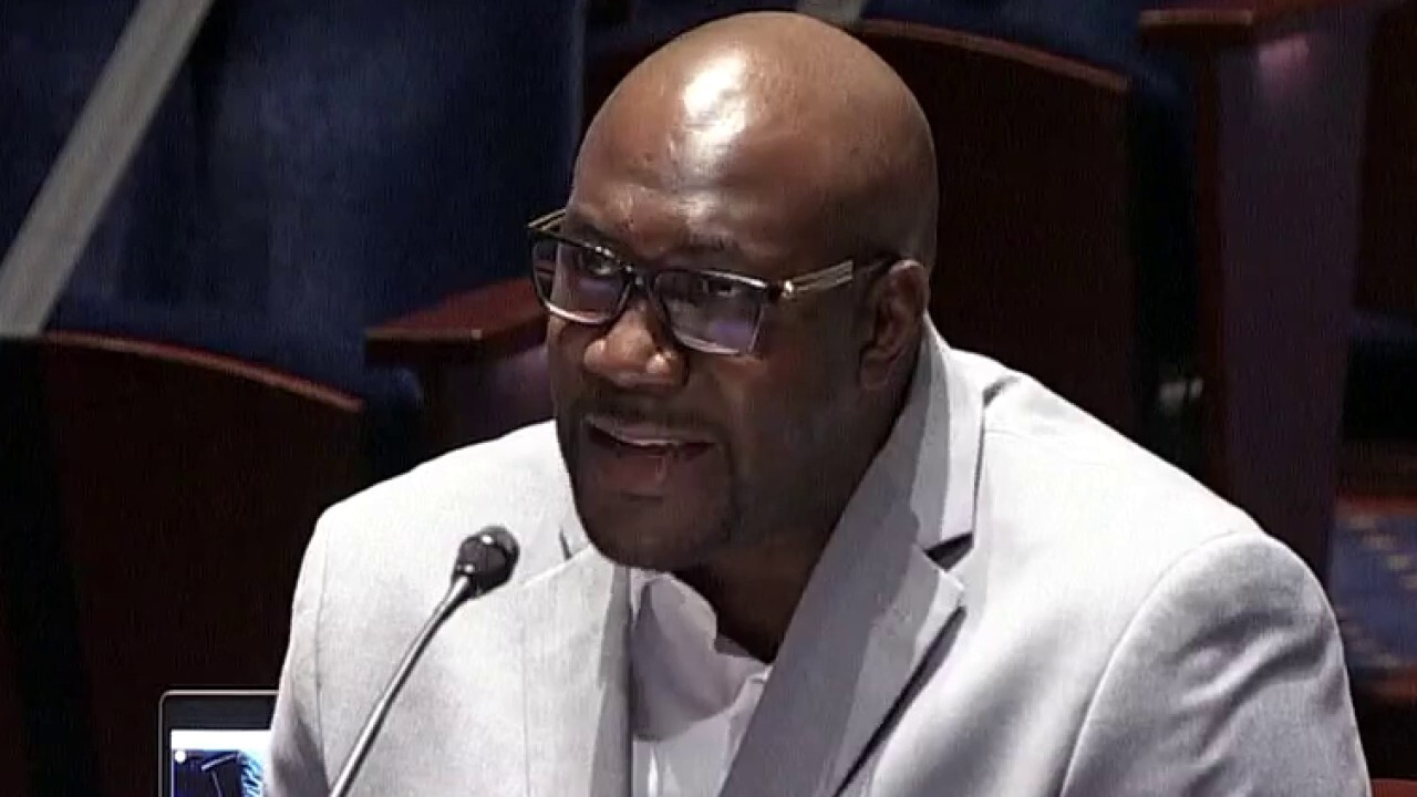 George Floyd's brother to House lawmakers: 'Enough is enough'