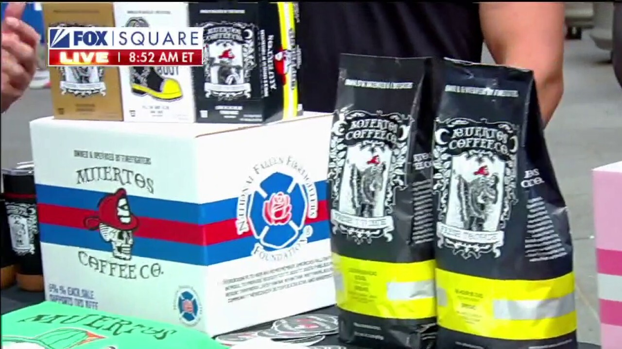 Firefighter-owned coffee company to donate $25K to FDNY ahead of 9/11