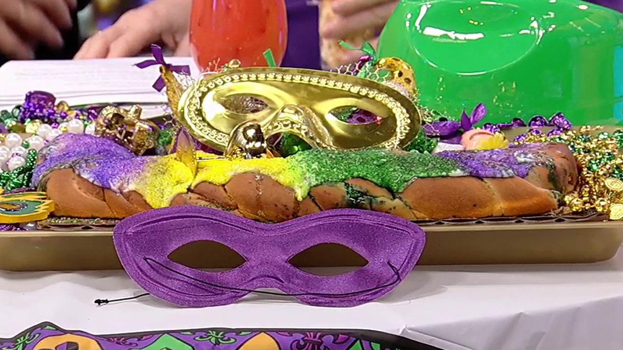 All the food and decorations you need to celebrate Mardi Gras