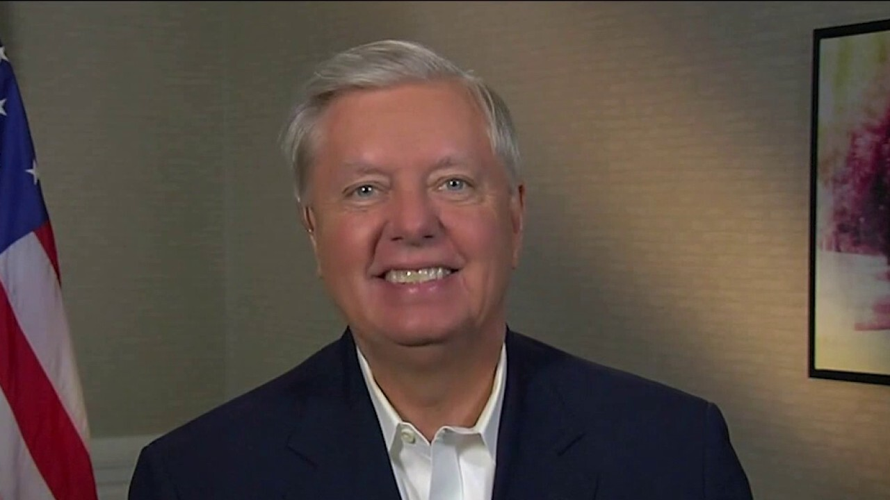 Lindsey Graham says current climate will lead to 'a Republic wipeout in 2022'