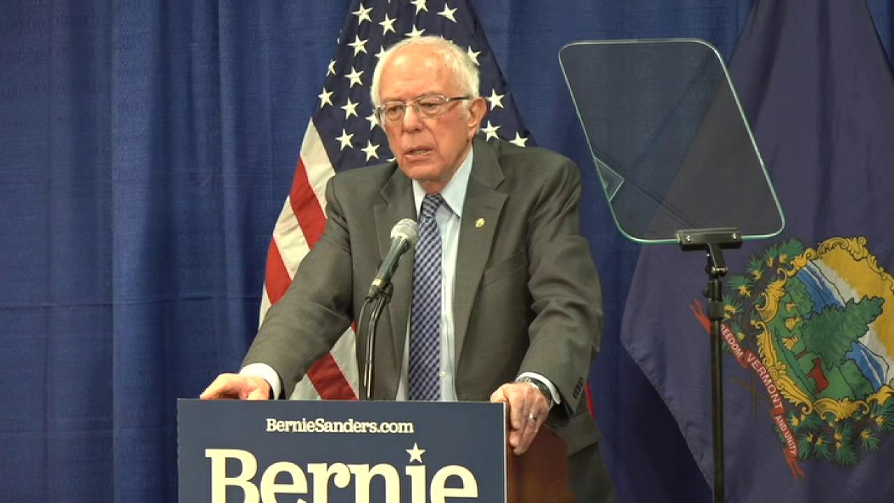 Bernie Sanders: Coronavirus has radically changed our campaign