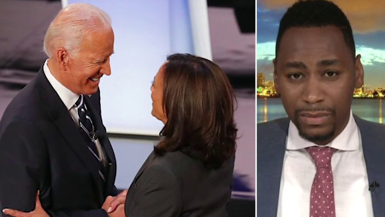Kamala Harris is the 2020 version of Hillary Clinton, Gianno Caldwell says
