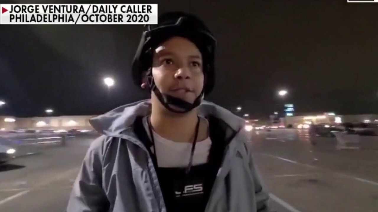 Journalists are being defamed by the Intercept for covering BLM riots