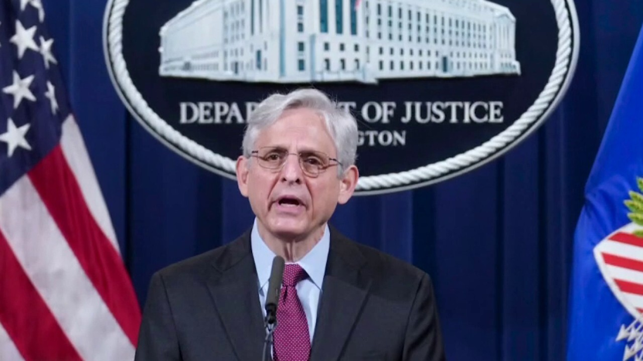 AG Garland signals feds will step in to reform police