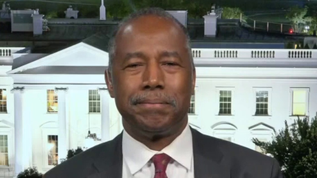 Carson on scrapping Obama-era housing rule: We don't need layers of bureaucracy telling Americans how to live