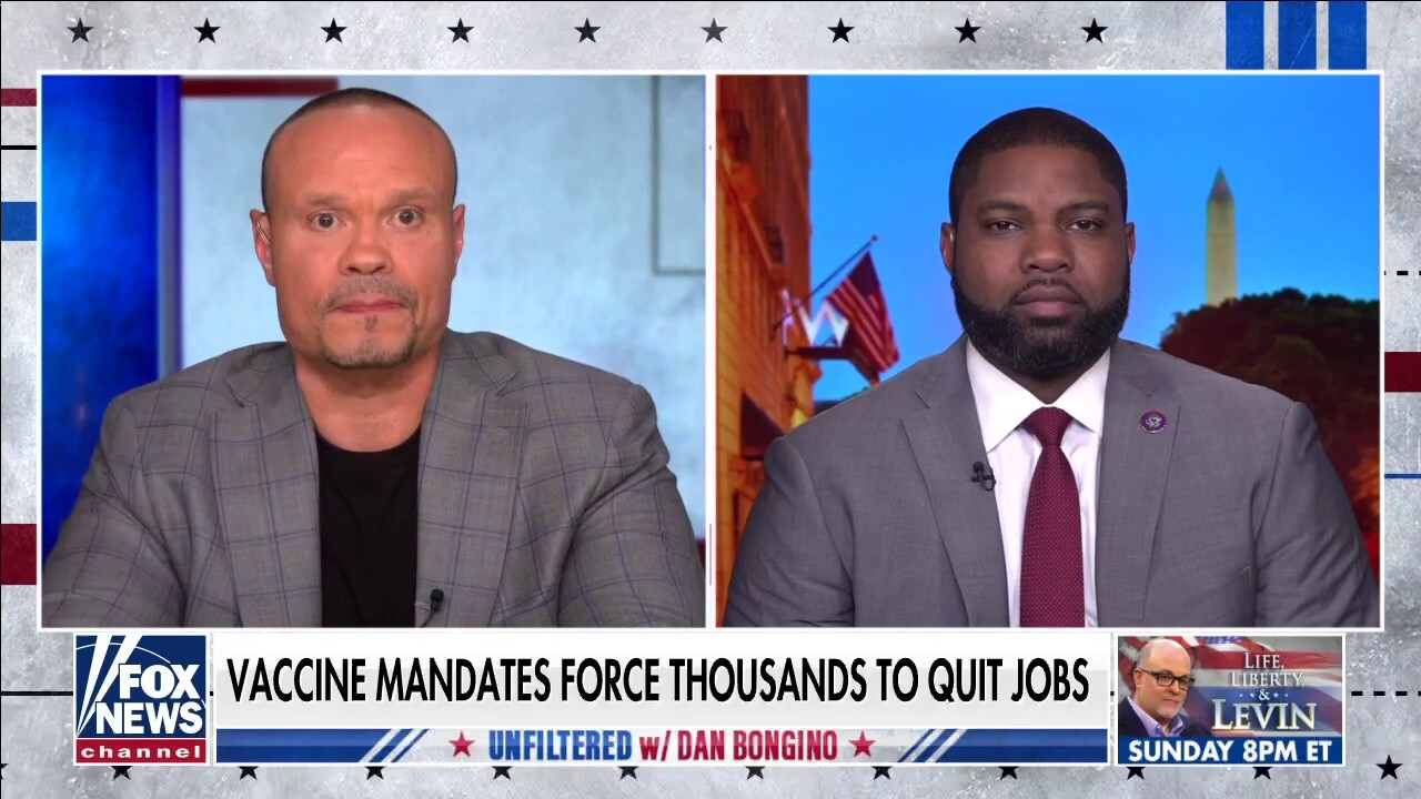 Rep. Donalds: Biden does not want to secure our borders