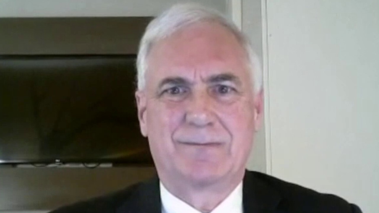 Biden administration completely lost control of border: Rep. Tom McClintock