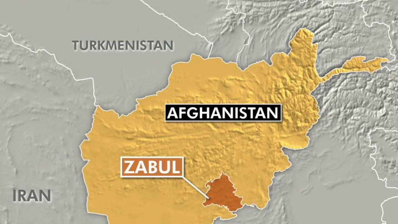Apparent insider attack kills at least 17 Afghan police and army personnel