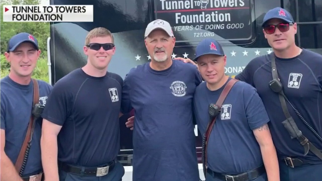 9/11 memorial foundation, Tunnel To Towers, hosts 'Never Forget' walk in Maryland