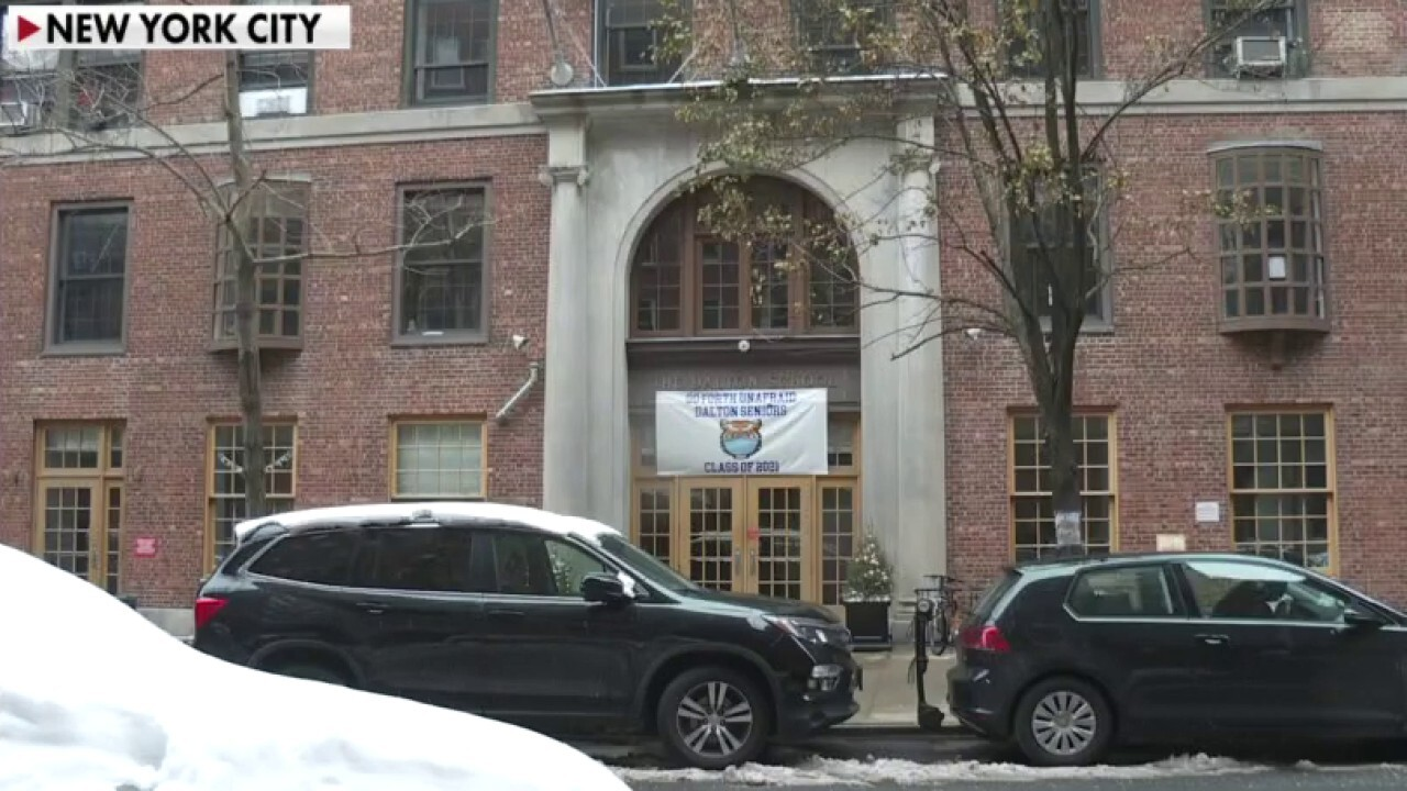 Uproar after NYC prep school faculty issue anti-racism manifesto