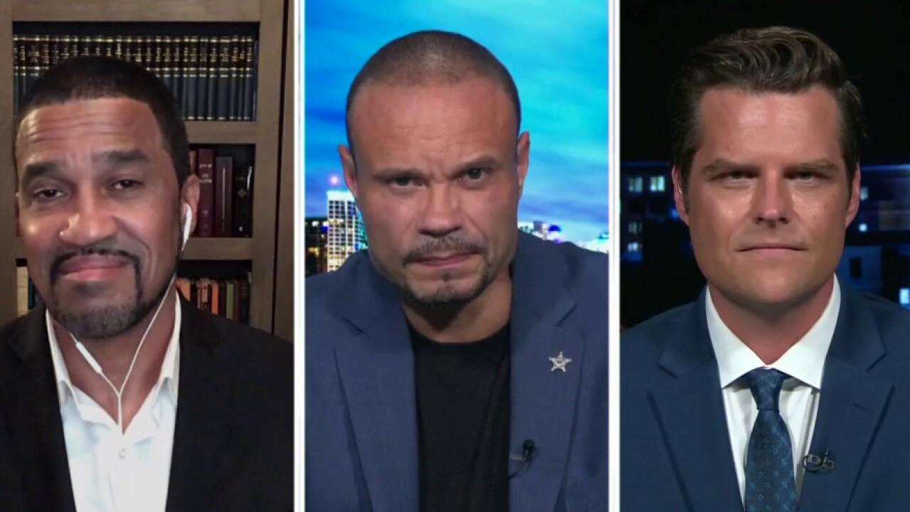 Dan Bongino, Pastor Darrell Scott and Rep. Matt Geatz on liberal leaders' efforts to weaken law enforcement