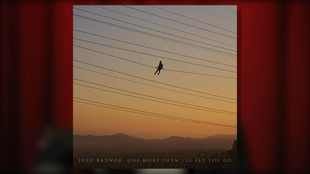 Actor Josh Radnor makes singer-songwriter debut with solo EP