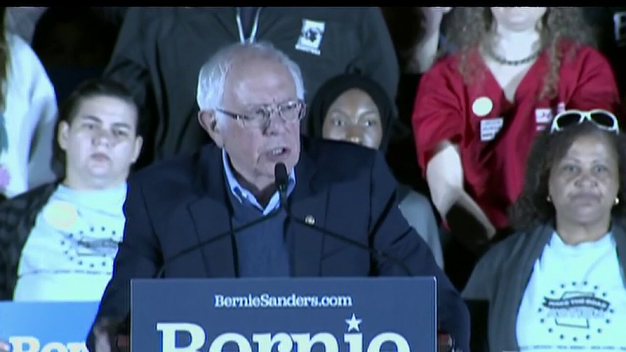 Bret Baier: Bernie Sanders changed the dynamic of Democrat Party