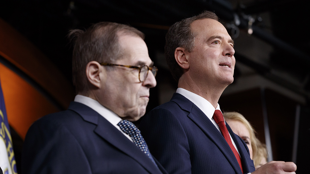 Tensions flare between Schiff and Nadler during impeachment trial