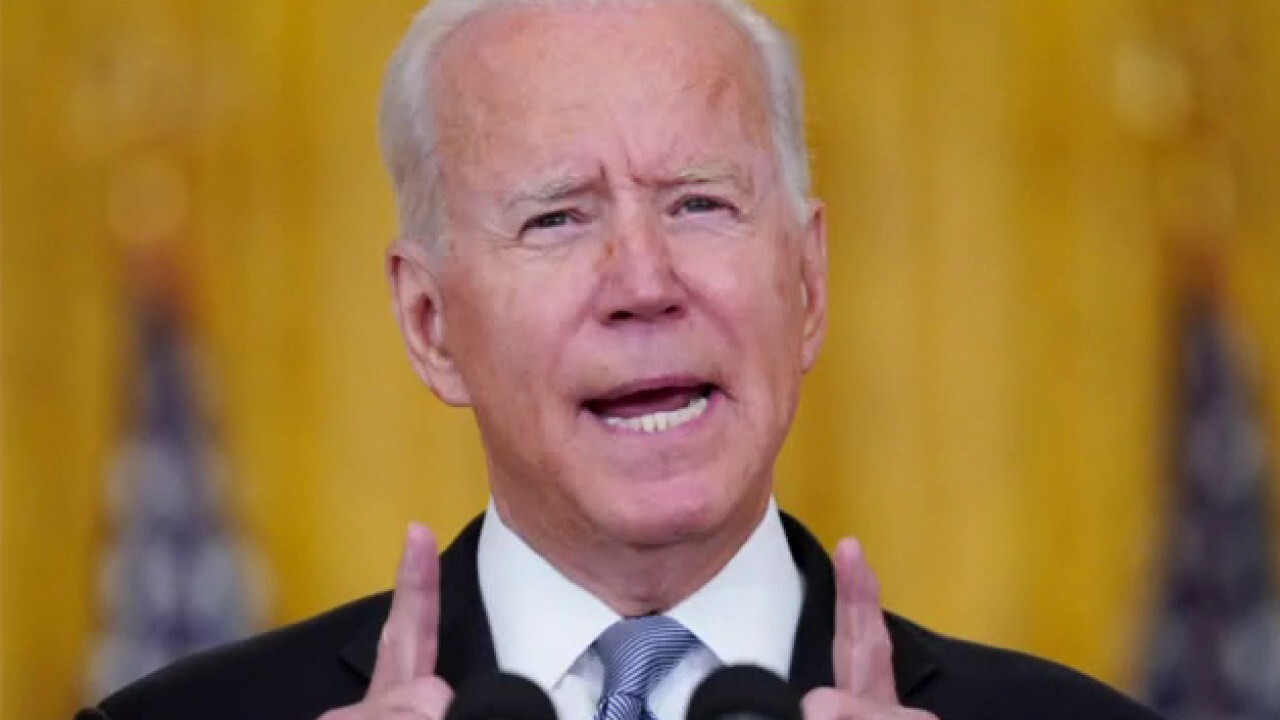Biden refuses to take blame for Afghanistan chaos