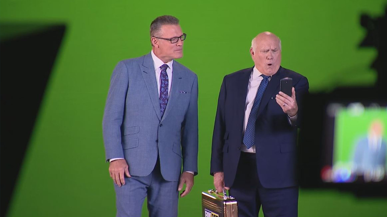 Free-to-play 'Fox Bet Super 6' app offers the chance to win Terry Bradshaw's money