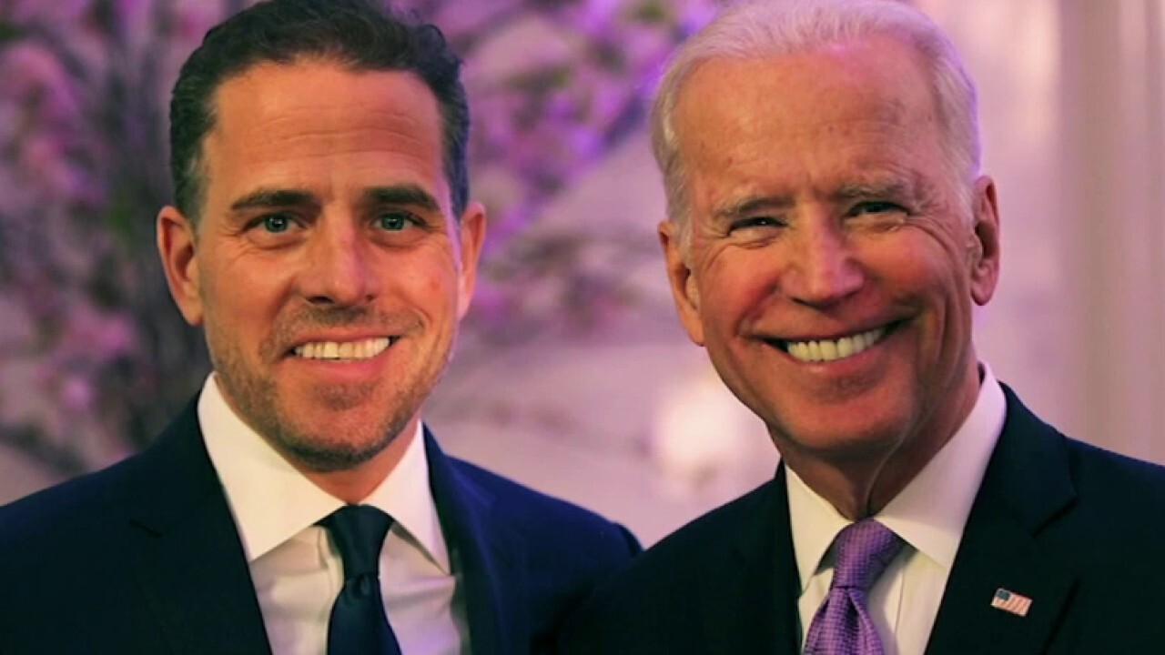 Joe Biden addresses allegations against son in 'Late Show' interview