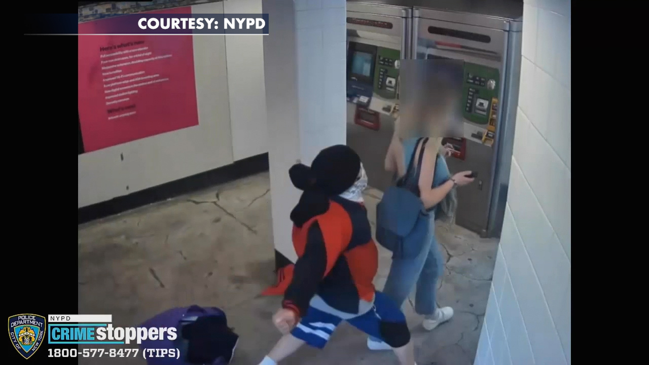 Woman attacked in New York City subway station