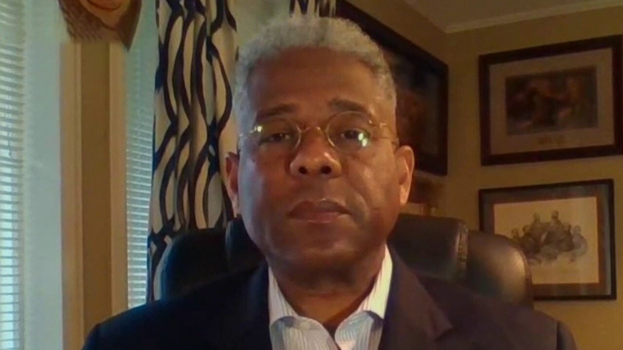 Lt Col Allen West on Texas power outage, clean water shortage