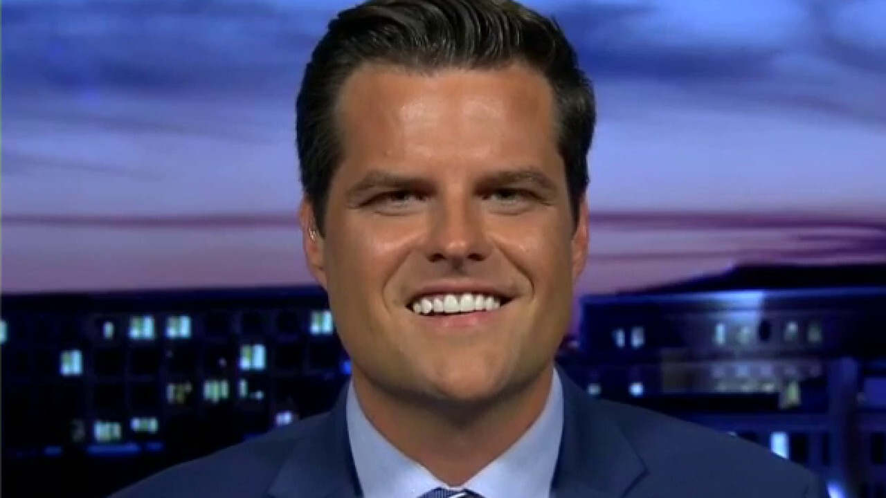 Rep. Matt Gaetz proposes legislation that blocks funds to China-owned businesses