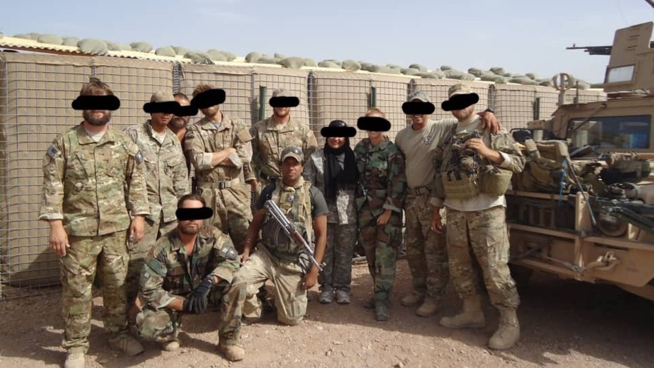 US Army Special Ops veterans take matters into their own hands to get trusted ally out of Afghanistan