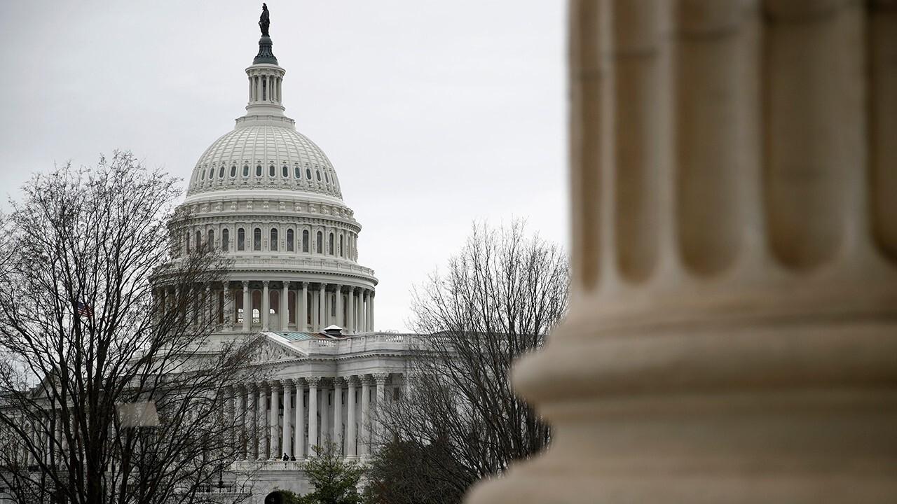 Senate cancels recess as Congress works to pass coronavirus response plan
