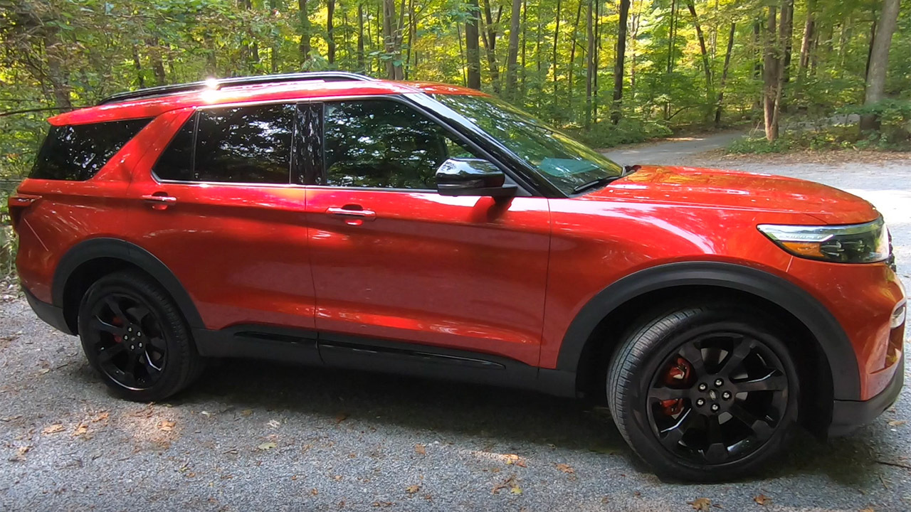 Fox News Autos Test Drive: 2020 Ford Explorer ST