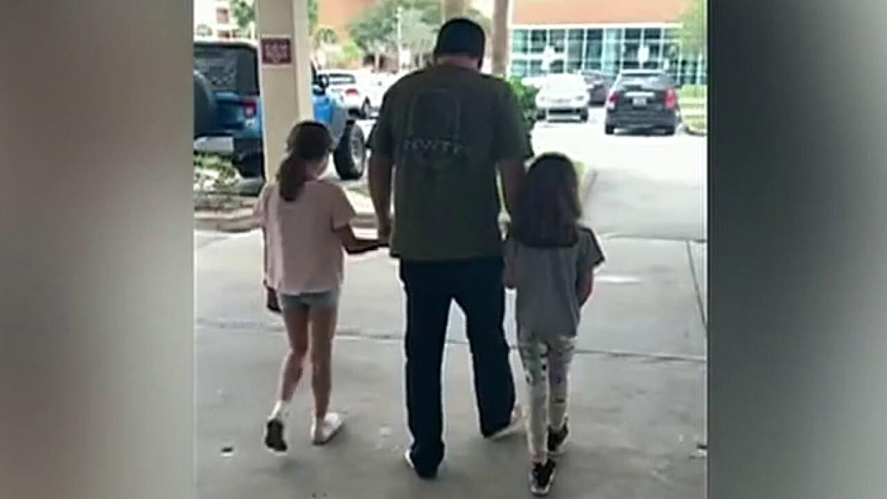 NASCAR driver Ryan Newman leaves hospital in Florida following Daytona 500 wreck