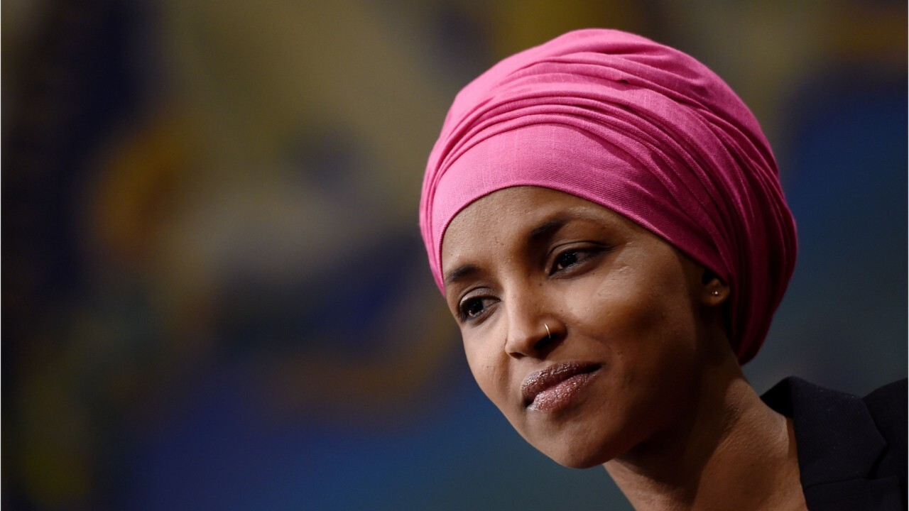 Ilhan Omar paid $878G to new husband's consulting firm