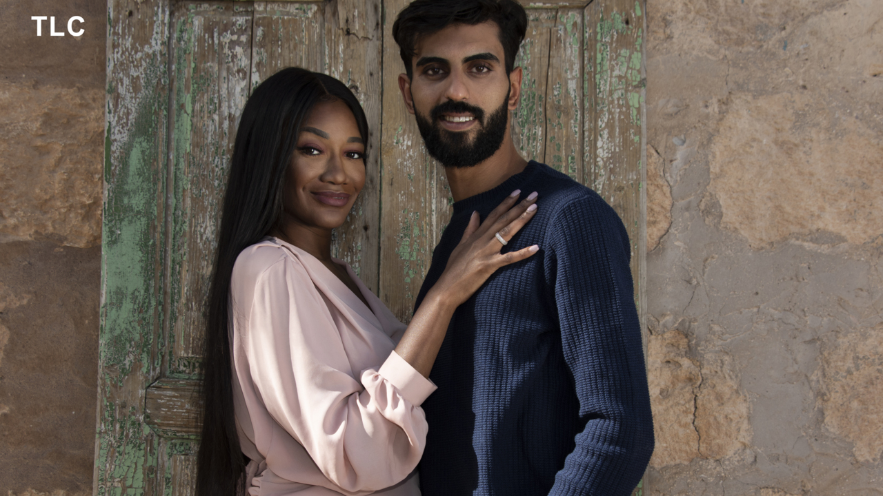 '90 Day Fiancé' star Brittany Banks talks culture shock while visiting Yazan in Jordan