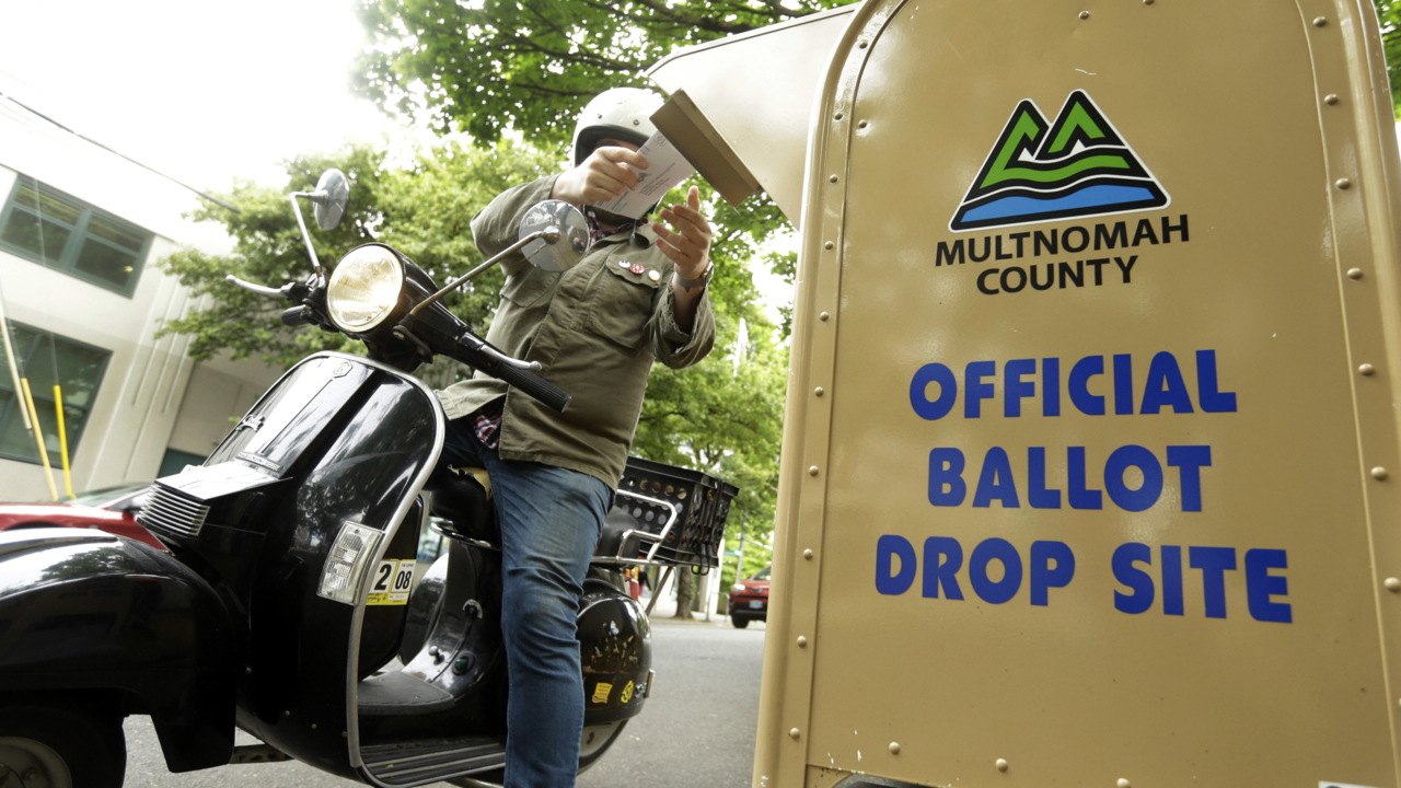 Coronavirus vs. law-and-order: What's more important to voters?
