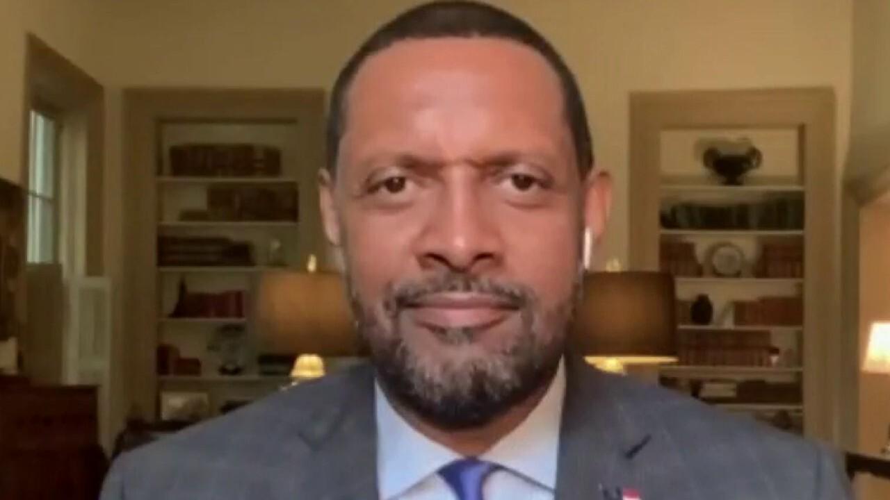 Vernon Jones: Left is afraid of Black people thinking independently