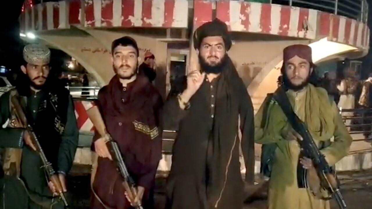 Taliban surge creates new terror threat