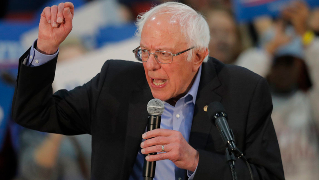 Sanders hit for lackluster record of getting bills passed despite decades in Congress - fox