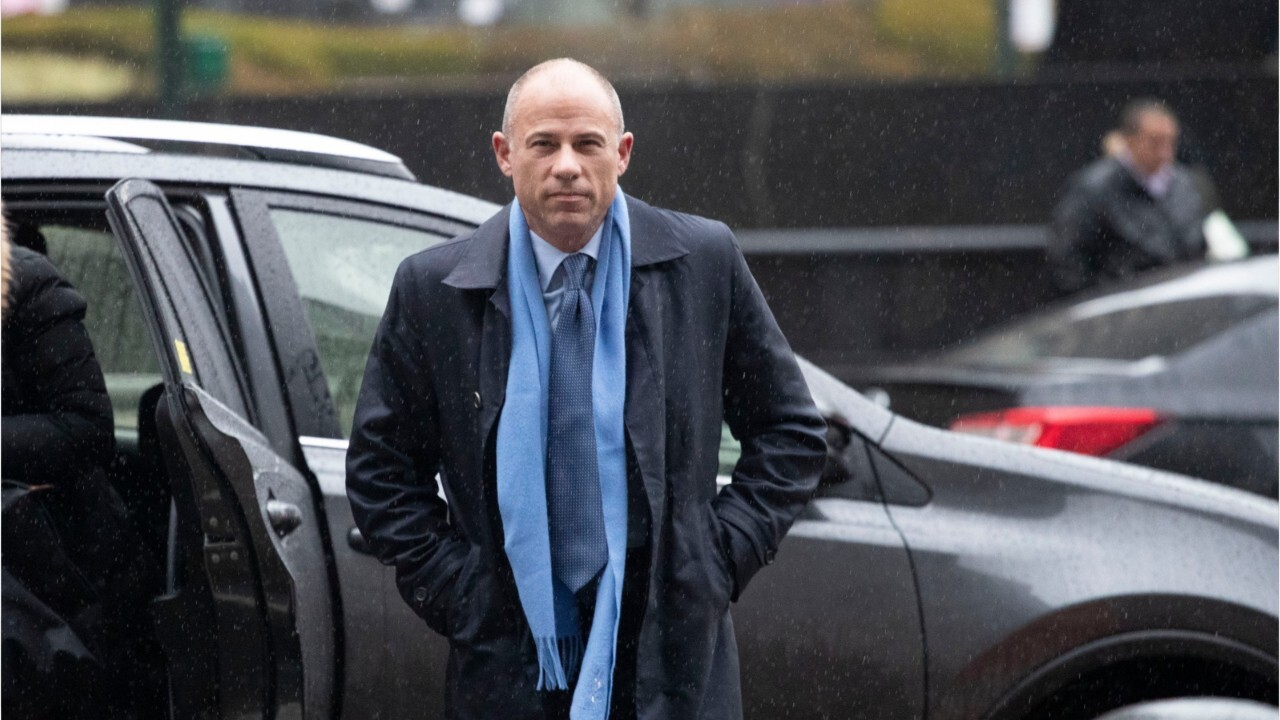 Michael Avenatti convicted of trying to extort Nike